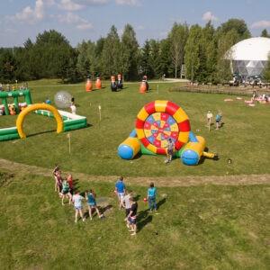 Vasaros renginiai, renginių organizavimas - 361 FORMA