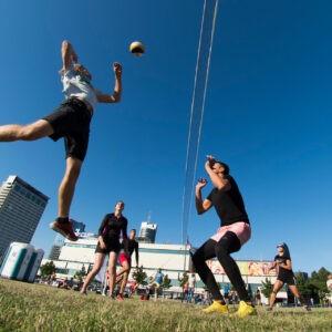 Sporto renginių organizavimas