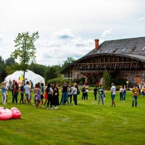 Vasaros renginių organizavimas - 361 FORMA