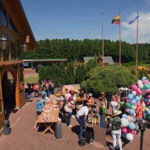Vasaros renginiai, renginių organizavimas, 361 FORMA